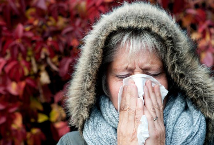 Vele zakdoekjes gaan er doorheen bij wie een verkoudheid te pakken heeft.