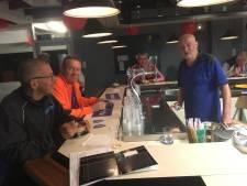 Racing Boys al jaren geliefkoosde rustplek op helletocht Den Helder - Maastricht