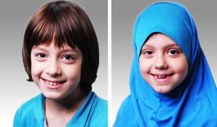 38290ff8b4b Door moeder naar IS ontvoerde Luca en Aysha zijn in Tsjetsjenië ...