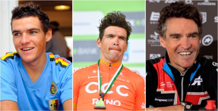 Van Avermaet in 2009, 2019 en... 2029.