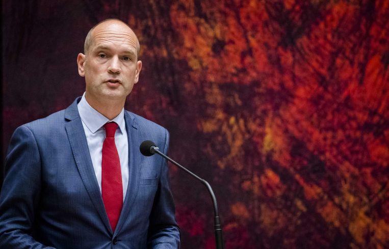 Gert-Jan Segers (ChristenUnie). Beeld anp