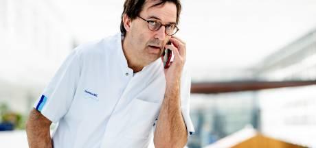 Ic-chef Gommers: 'Mensen kunnen heel goed tegen slecht nieuws'