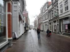 Leegstand centrum groeit weer in Dordrecht ondanks veel nieuwe zaken