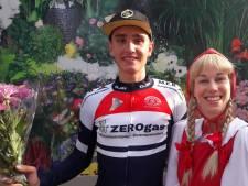 Hidde van Veenendaal wint Efteling Omloop en is klaar voor het WK