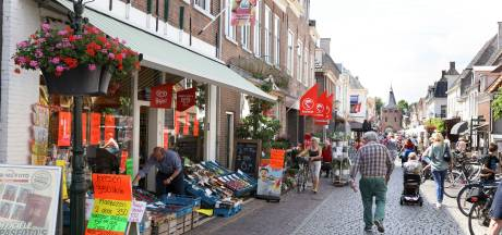 Elburg versoepelt regels voor winkelopenstelling: koopzondag nog altijd brug te ver