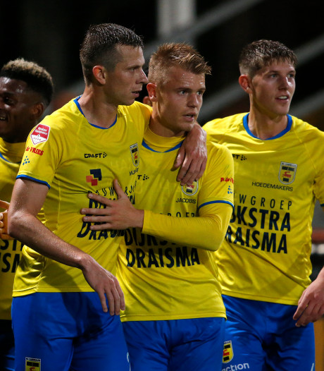 Cambuur leunt op koningskoppel, Snoei treft in Jong PSV angstgegner