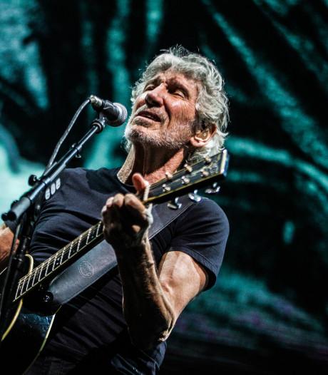 Roger Waters (Pink Floyd) is Vlissingen niet vergeten