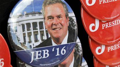 Jeb Bush wil familietraditie voortzetten en stapt officieel in race naar Witte Huis