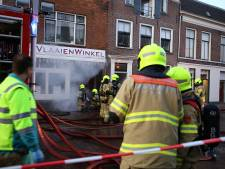 Brand in bakkerij Nijkerk onder controle: kat en cavia gered