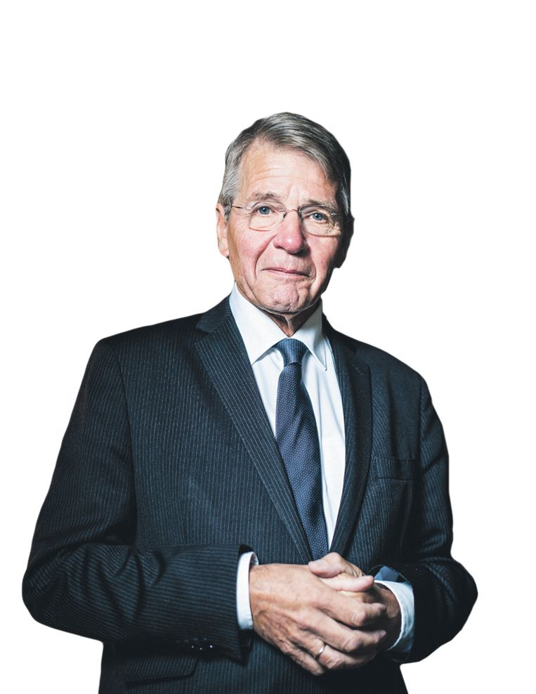 De commissie van Piet Hein Donner velde een genadeloos oordeel over staatssecretaris Snel en de Belastingdienst. Beeld Jiri Büller