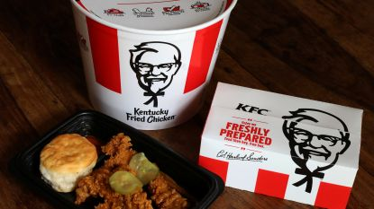 Vanaf november kunnen Kentucky Fried Chicken-fans terecht in Wijnegem Shopping Center