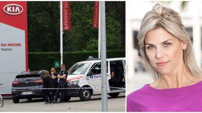 Politie valt binnen in garage: Tanja Dexters en vriend opgepakt in onderzoek naar verdovende middelen