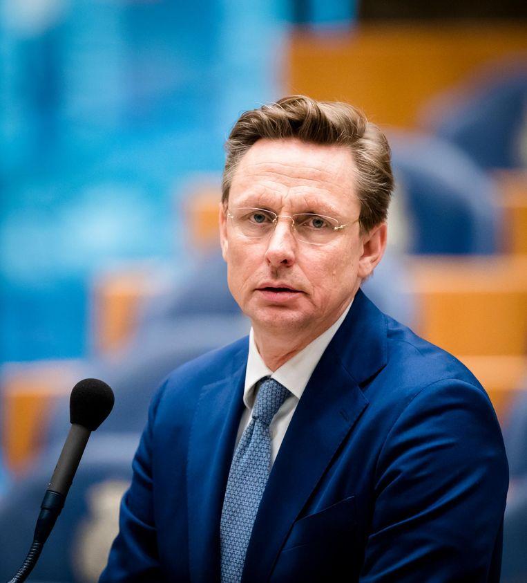 VVD-Kamerlid Han ten Broeke Beeld ANP