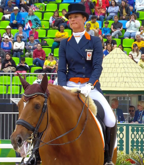 Adelinde Cornelissen bezorgt Oranje brons in Falsterbo