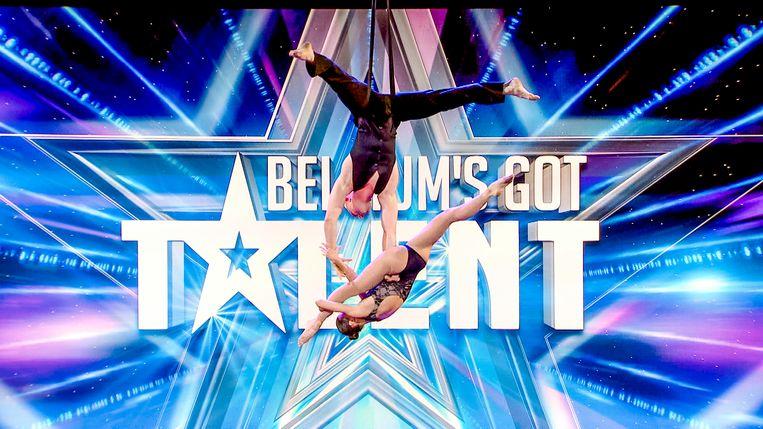 Belgium's Got Talent: Vilja Duo