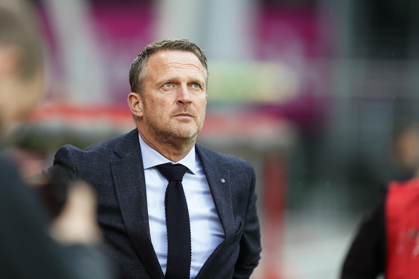 FC Utrecht-coach John van den Brom.