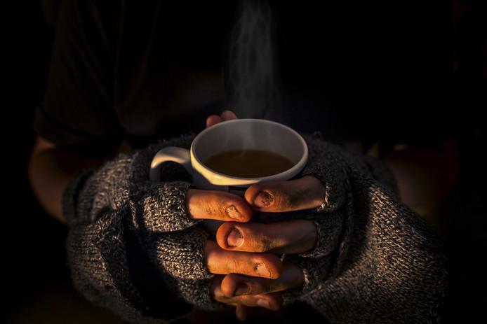 Daklozen kunnen vanaf 1 januari bij de nachtopvang terecht op het moment dat het aanvoelt alsof het vriest.