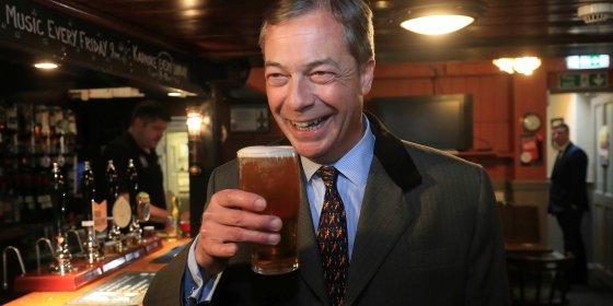 Brexit Party lijkt grootste Britse partij bij Europese verkiezingen te worden, ten koste van Mays Tories