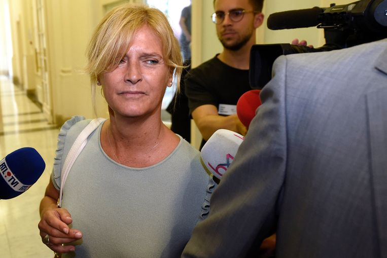Pascale Peraïta eist 280.000 euro ontslagvergoeding.