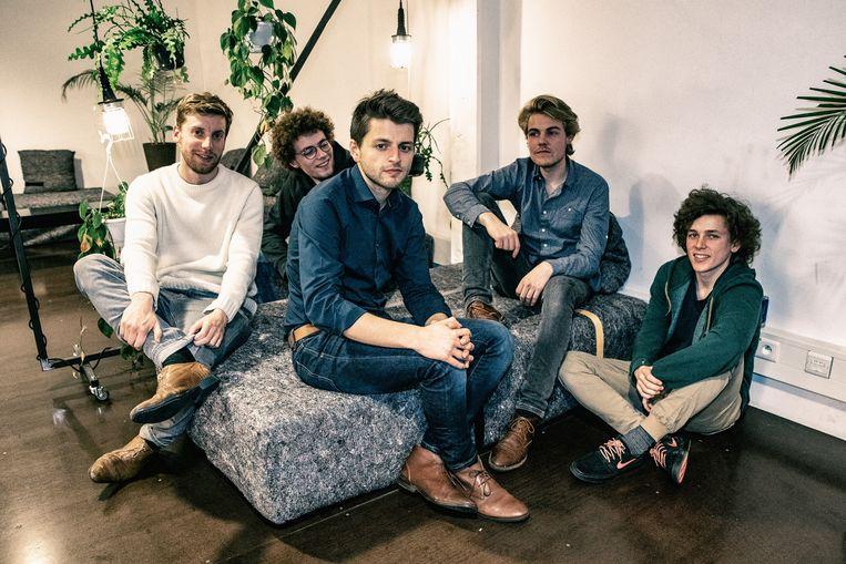 De band Mooneye uit Moen was de enige West-Vlaamse finalist in De Nieuwe Lichting, de muziekwedstrijd waarbij radiozender Studio Brussel op zoek gaat naar nieuw talent.