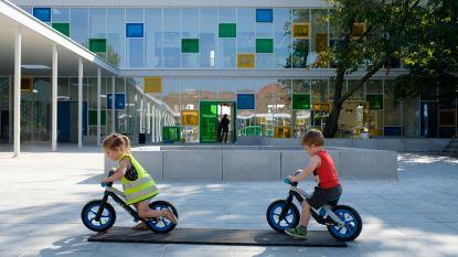 Basisschool De Bel kan fietsenstalling uitbreiden