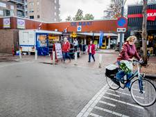 Opgeknapt winkelcentrum De Maat krijgt geen zebrapad