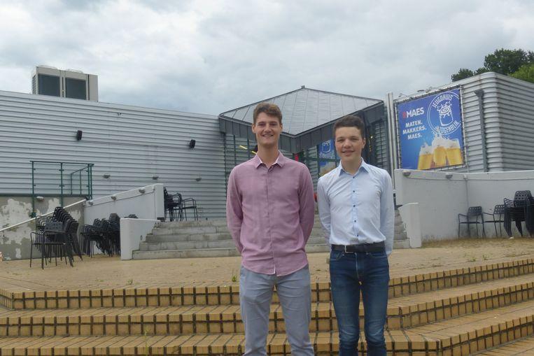 Tristan De Blick en Victor Catry slaagden erin om de wereldbekende conferentie TEDx naar Beveren te halen.