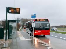 Nieuwe HOV-halte in Sint-Oedenrode is 'echt gemakkelijk'