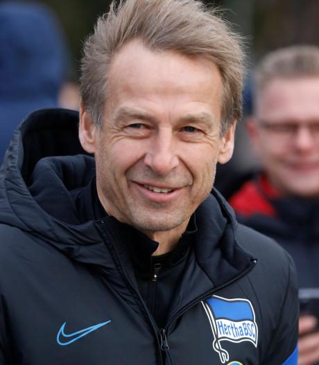 Rekik: Vergeet niet te lachen, zegt Klinsmann voor elk duel, en dat werkt