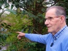 Wateroverlast in Lonneker: 'Onder het huis jojoot het water'