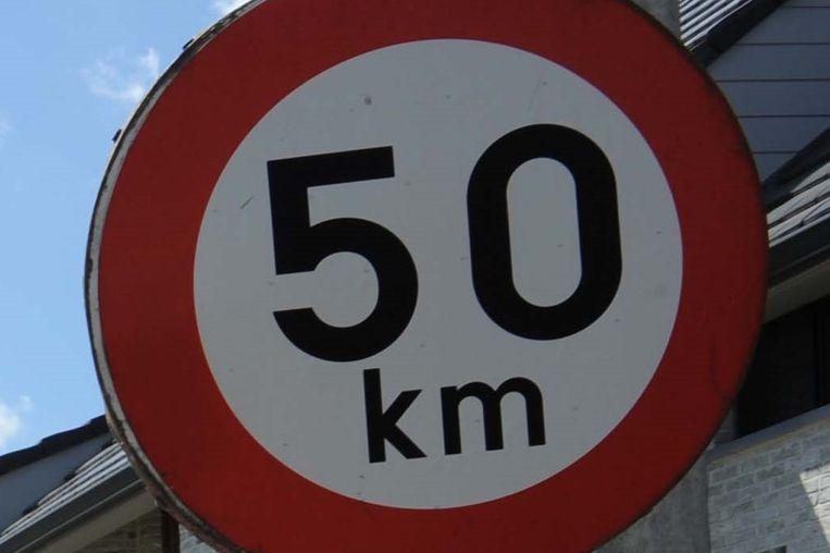 50km/u is binnenkort de norm in een aantal straten in Beigem en Humbeek.