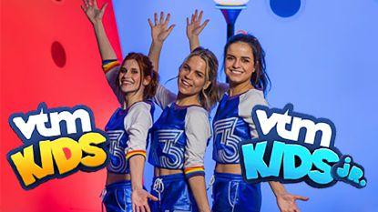 VTMKZOOM en KADET verdwijnen, maar kerstvakantie begint met 2 nieuwe zenders: VTM KIDS en VTM KIDS JR