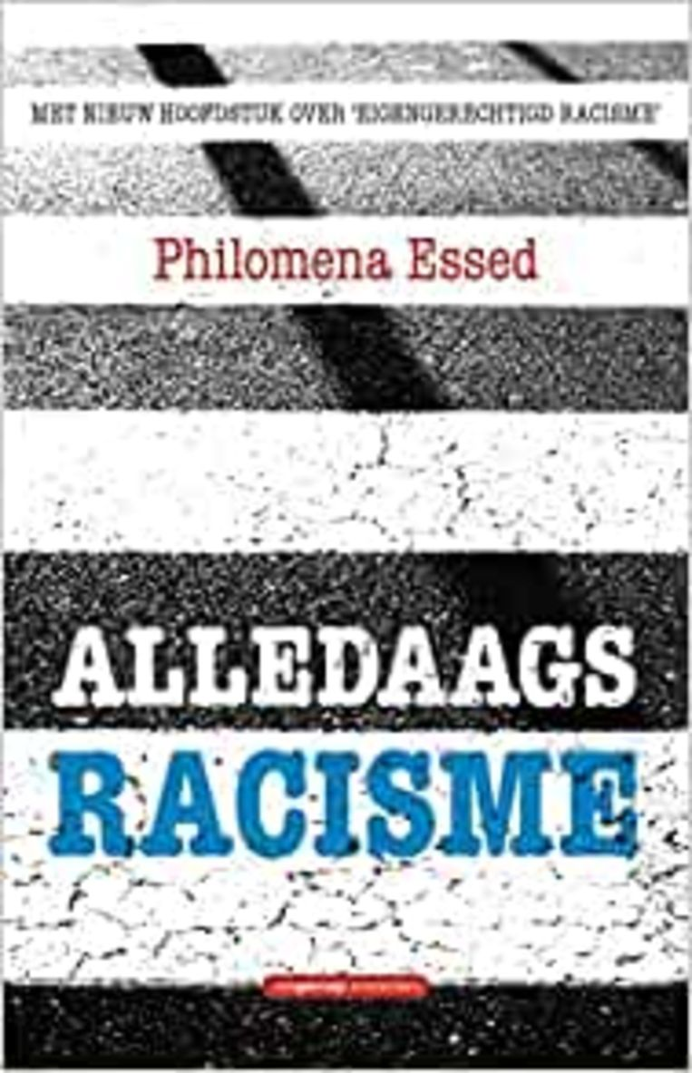 'Alledaags racisme', Philomena Essed. Beeld Feministische Uitgeverij Sara