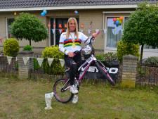 Helmondse BMX-wereldkampioene Scheepers leeft in een roes: 'Ik laat me door niemand wegzetten'
