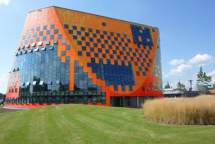 Hardenberg doet mee met 'Orange the World'