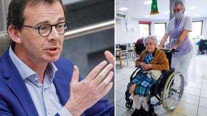 LIVE. Beke bijt van zich af in Vlaams Parlement - 205 nieuwe doden, maar aantal patiënten in ziekenhuizen daalt voor het eerst