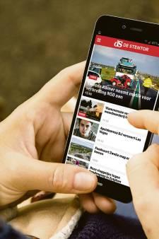 Geef je mening en help onze website/app te verbeteren