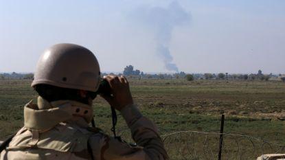 """Syrische staatsmedia: """"Internationale coalitie viel regeringstroepen aan"""""""