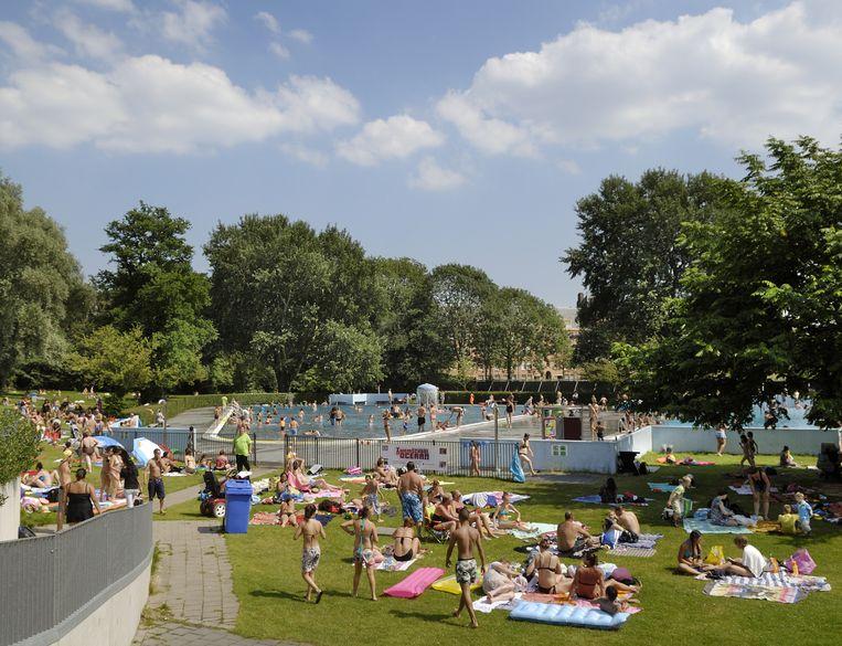Het Brediusbad: het vergeten nautische pareltje van Amsterdam. Beeld Brediusbad
