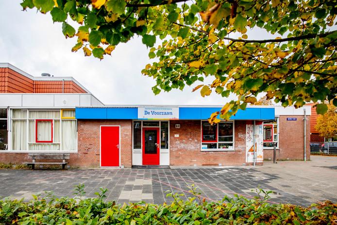Basisschool De Voorzaan in Zaandam.
