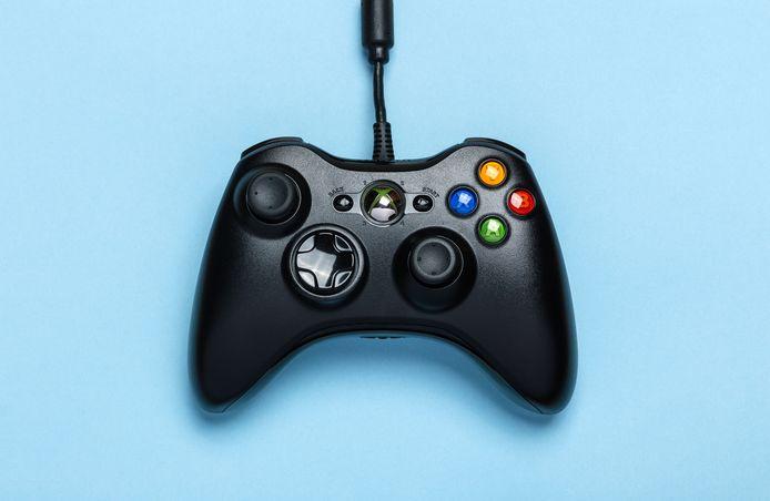 De controller van de Xbox One, een van de gameconsoles die momenteel in een demissionaire periode vertoeven door de komst van de Xbox Series S/X en de PlayStation 5
