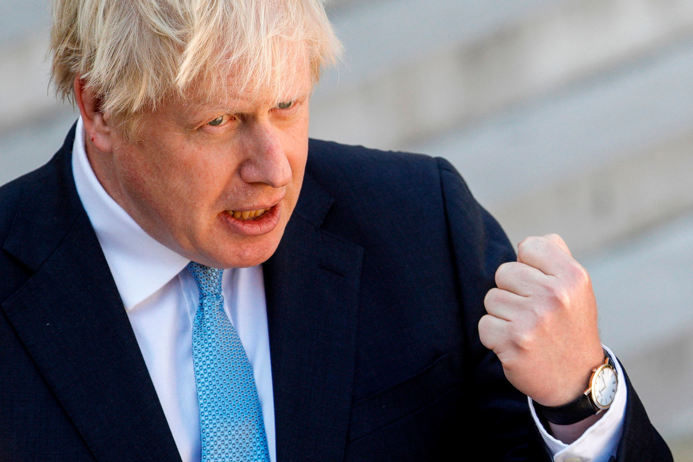 Downing Street 10 zegt nog altijd uit te zijn op een deal en Johnson is in gesprek met de Ierse premier Leo Varadkar 'om toch een doorbraak te zoeken voor de Ierse grenskwestie'.