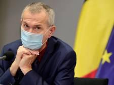 """Critiqué, Vandenbroucke réplique: """"Un rapport préconisait la fermeture des commerces"""""""