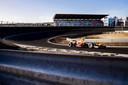 Max Verstappen begin deze maand op het circuit van Zandvoort.
