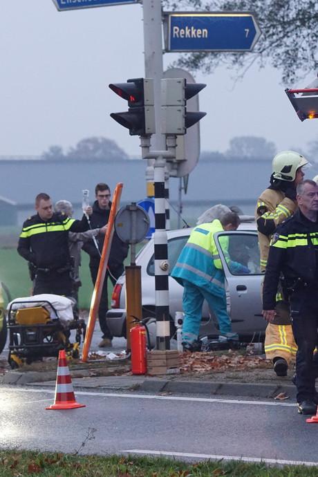 Taakstraf en rijontzegging geëist na ongeluk met blijvend letsel in Haaksbergen