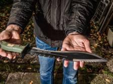 'Schokkend dat kinderen met een mes op zak rondlopen'
