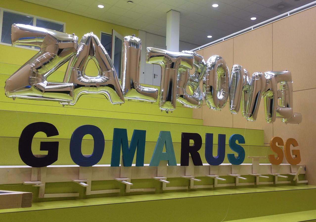 Opening Gomarus Zaltbommel