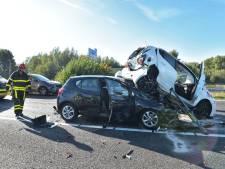 Voorwaardelijke boete geëist tegen Bredase na ravage op de A16 bij Hazeldonk
