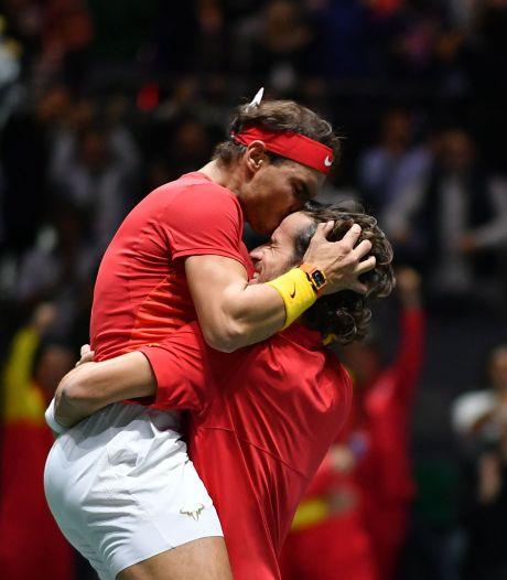 Feliciano Lopez sur la route de Rafael Nadal pour une 1.000e victoire en carrière