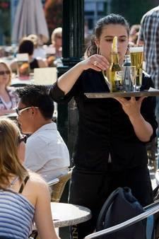 Rondje op terras weer duurder in Dordrecht